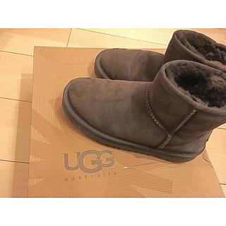 アグ(UGG)のUGG オーストラリア クラシックミニ US5(ブーツ)