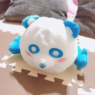 トリプルエー(AAA)の新品 え〜パンダ 寝そべりティッシュケース(ティッシュボックス)