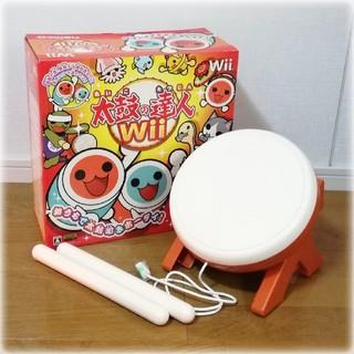 ウィー(Wii)の太鼓の達人 wii 太鼓とバチ (家庭用ゲームソフト)