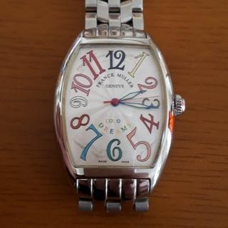 フランクミュラー(FRANCK MULLER)の腕時計 レディース(腕時計)