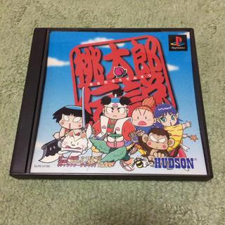 プレイステーション(PlayStation)のPS 桃太郎伝説  (家庭用ゲームソフト)