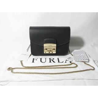 フルラ(Furla)のフルラ FURLA メトロポリス ミニ クロスボディ ショルダーバッグ 黒(ショルダーバッグ)