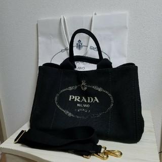 プラダ(PRADA)のPRADA カナパ(ショルダーバッグ)