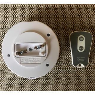 オームデンキ(オーム電機)のオーム電気  証明リモコンスイッチ OCR-CRS01W(その他)