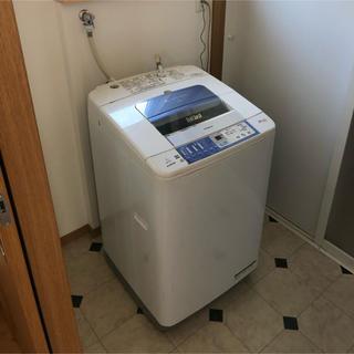 ヒタチ(日立)の日立 ビートウォッシュ 7kg 洗濯機(洗濯機)