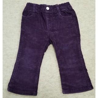 ニシマツヤ(西松屋)のコーデュロイのズボン size80(パンツ)