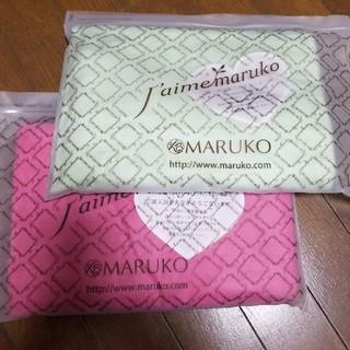 マルコ(MARUKO)のりおママ様専用MARUKOドライタオル2点セット(タオル/バス用品)