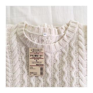 MUJI (無印良品) - 無印良品 ニット セーター