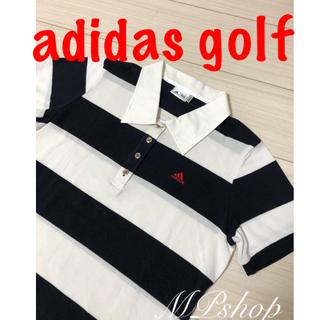 アディダス(adidas)のアディダスゴルフ ポロシャツ(ウエア)