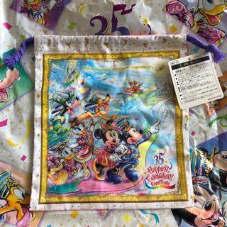 Disney - 新品♡ 巾着 グランドフィナーレ 35周年 ディズニーリゾート