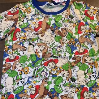 シマムラ(しまむら)のディズニー(Tシャツ(半袖/袖なし))