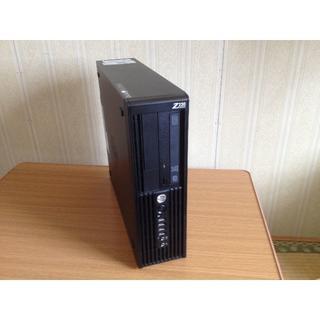 ヒューレットパッカード(HP)のHP Z220 SFF Workstation 3.3GHz 8G(デスクトップ型PC)