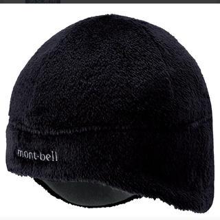 モンベル(mont bell)のモンベルクリマエア イヤーウォーマーキャップM-Lサイズ(ニット帽/ビーニー)