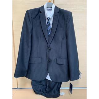 シマムラ(しまむら)の★新品未使用★子供用2Bスーツ(160cm) 5点セット(ドレス/フォーマル)