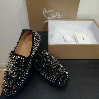 Christian Louboutin - CHRISTIAN LOUBOUTIN ルブタン靴スニーカー