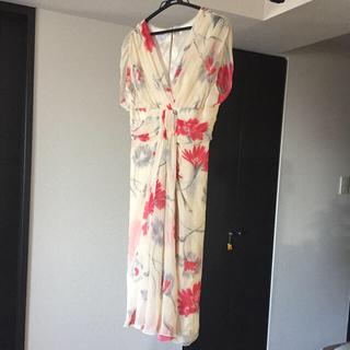 アルマーニ(Armani)のアルマーニワンピースドレス(ひざ丈ワンピース)