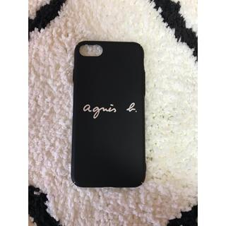 アニエスベー(agnes b.)のiPhone7ケース(iPhoneケース)