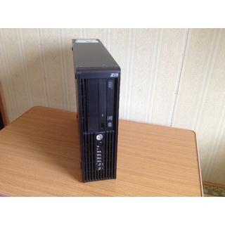 ヒューレットパッカード(HP)のHP Z210 SFF Workstation Core i3 2100(デスクトップ型PC)