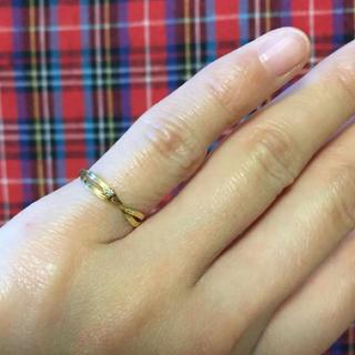 ジュピターゴールドレーベル(jupiter GOLD LABEL)のジュピター JUPITER ピンキーリング(リング(指輪))