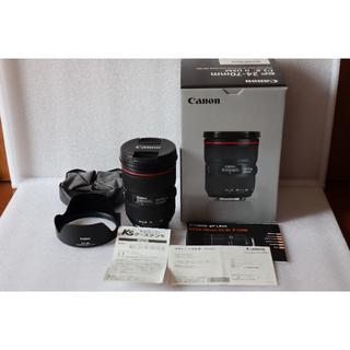 キヤノン(Canon)のCanon EF24-70mm F2.8L II USM  極美品 フルセット(レンズ(ズーム))