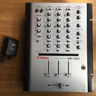 Vestax DJミキサー VMC-185XL PMC 46 アイソレーター(DJミキサー)
