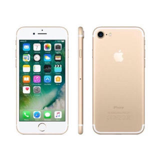 iPhone - iPhone7 128GB Gold【SIMフリー】