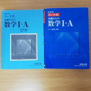 学研 - 青チャート 数学1A