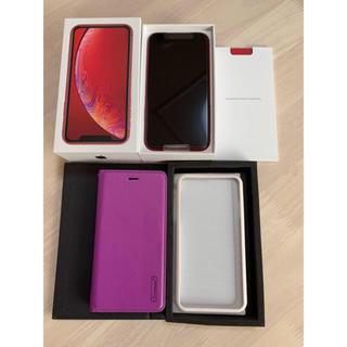 iPhone XR 128GB レッド 即購入可能 在庫あり