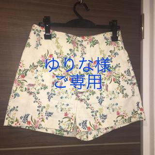 ザラ(ZARA)の【ZARA】ザラ ショートパンツ M(ショートパンツ)