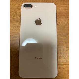 iPhone - ◆iPhone8plus 64GB ゴールド SIMロック解除可能◆