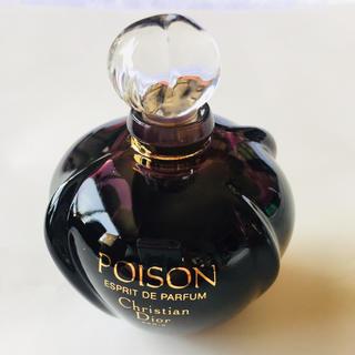 クリスチャンディオール(Christian Dior)のDior POISON EDP 30ml(香水(女性用))
