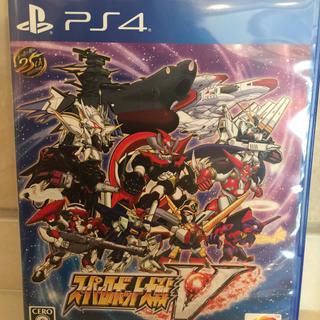 バンダイナムコエンターテインメント(BANDAI NAMCO Entertainment)のスーパーロボット大戦V(家庭用ゲームソフト)