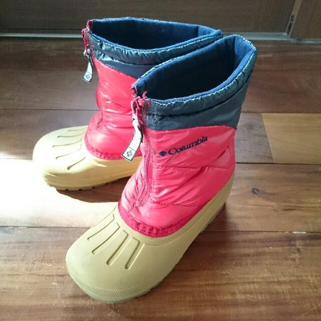Columbia(コロンビア)の最終値下げ 送料込 コロンビア スノーブーツ 23cm レディースの靴/シューズ(ブーツ)の商品写真