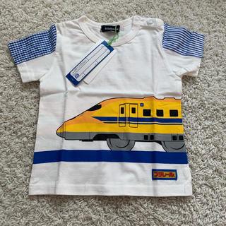 クレードスコープ(kladskap)の新品 クレードスコープ プラレールコラボTシャツ90㎝(Tシャツ/カットソー)