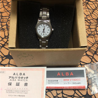アルバ(ALBA)の時計(腕時計)