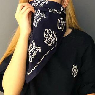 新作 ガールズドントクライ バンダナ GDC スカーフ(バンダナ/スカーフ)