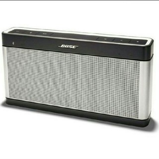 ボーズ(BOSE)のBose SoundLink Bluetyooth speaker III(スピーカー)