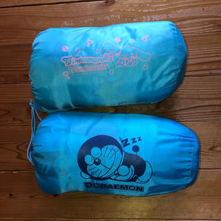 コールマン(Coleman)のコールマン寝袋(子供用)  ドラえもん・シナモロール(寝袋/寝具)