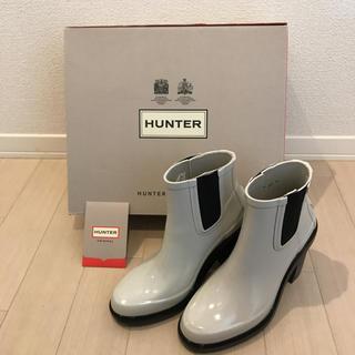 ハンター(HUNTER)のHUNTER ハンター レインブーツ 新品未使用品 送料無料 確実本物(レインブーツ/長靴)