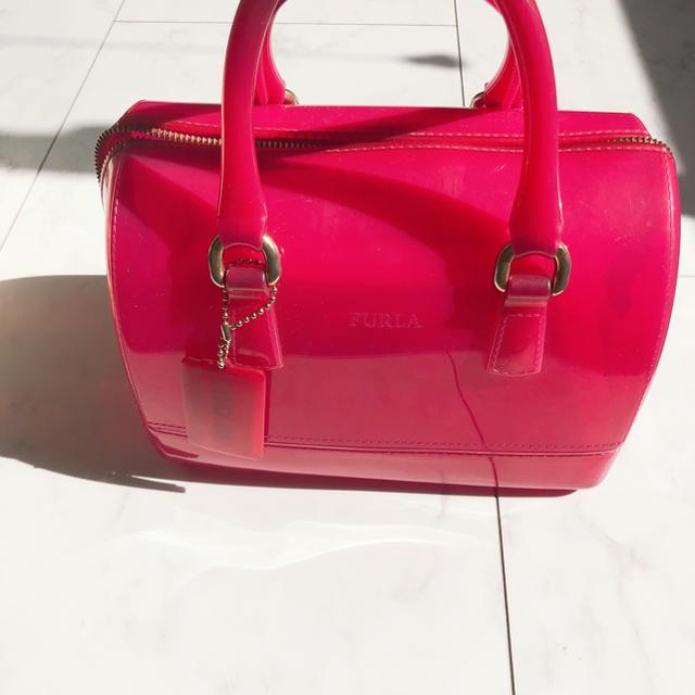 5f78811ec9c6 Furla - FURLA キャンディバッグ ピンクの通販 by CHULIP's shop|フルラ ...