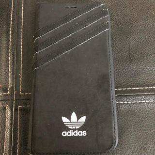 アディダス(adidas)のiphonex ケース adidas 黒 アディダス iphoneケース(iPhoneケース)
