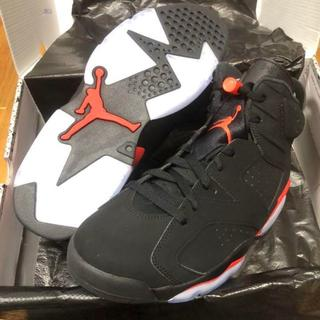NIKE - NIKE AIR JORDAN 6 RETRO INFRARED