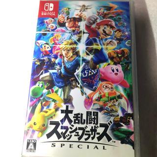 Nintendo Switch - 大乱闘 スマッシュブラザーズ Switch