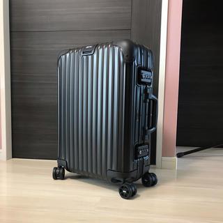 リモワ(RIMOWA)の【新品未使用】リモワ トパーズステルス32リットル(トラベルバッグ/スーツケース)
