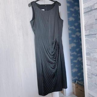 アルマーニ コレツィオーニ(ARMANI COLLEZIONI)のARMANI アルマーニ ワンピース ドレス(ひざ丈ワンピース)