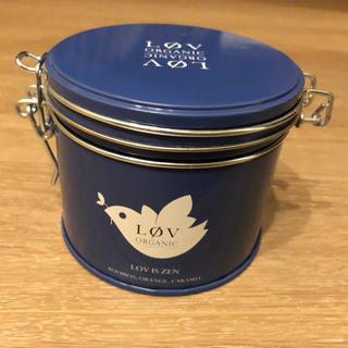 【新品日本未発売】kusumi tea 姉妹ブランド LOV ORGANIC (茶)