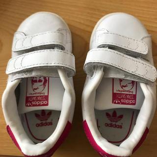 アディダス(adidas)のアディダスベビーシューズ(スニーカー)