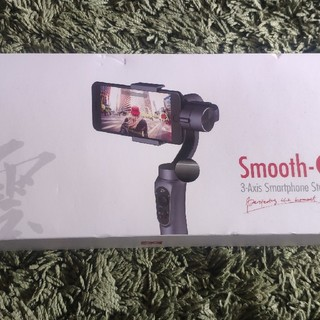 Zhiyun smooth-Q(自撮り棒)
