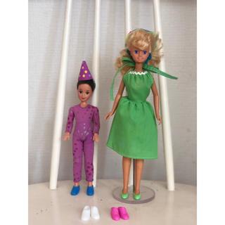バービー(Barbie)のバービー人形 ステイシー  男の子(ぬいぐるみ/人形)