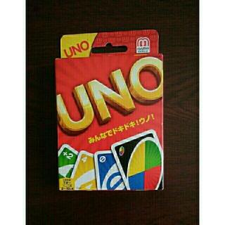 UNO ウノ カードゲーム 【未使用】(トランプ/UNO)